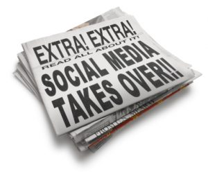 Extra! Social Media Takes Over!