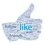 Thumbs Up - like, follow, friends