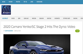 GM Authority article - eReleases press release service SVE Case Study