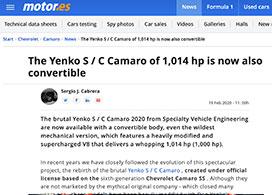 motor.es article - eReleases press release service SVE Case Study