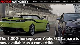 Motor Authority article - eReleases press release service SVE Case Study