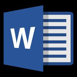 Microsoft Word press release template