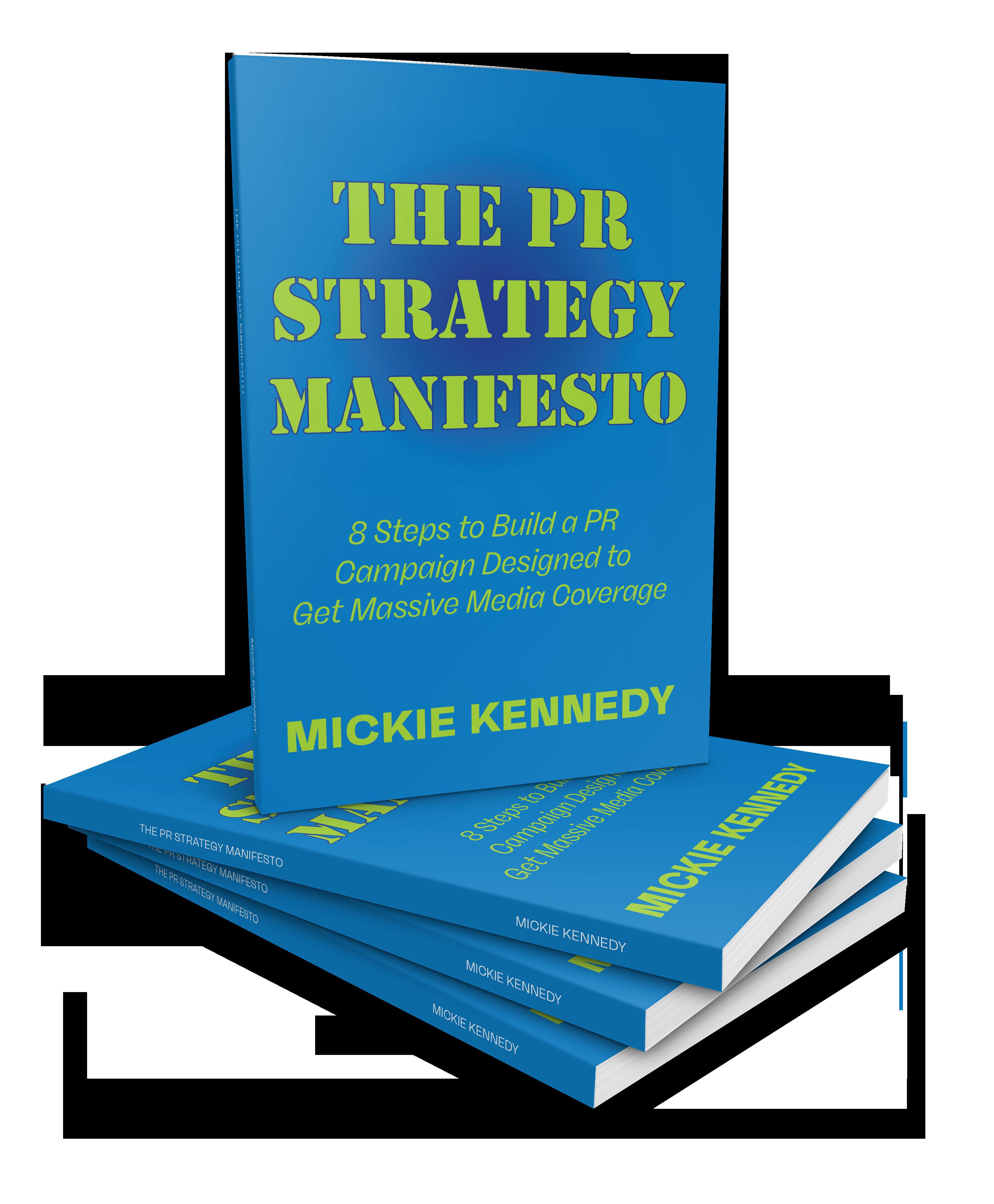 PR Strategy Manifesto